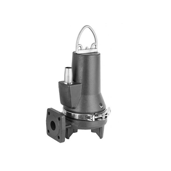 Канализационный насос с режущим механизмом HEISSKRAFT GCP 40.07.12.09.D 3*400 В