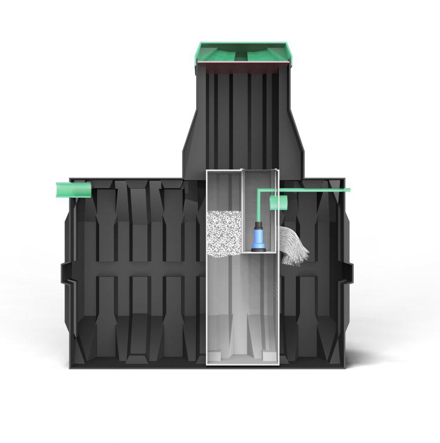 Септик Термит Трансформер 1.3 PR