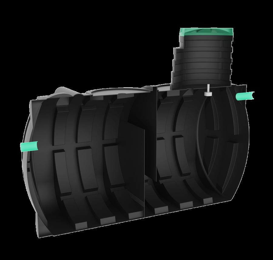 Промышленный жироуловитель Термит 6500